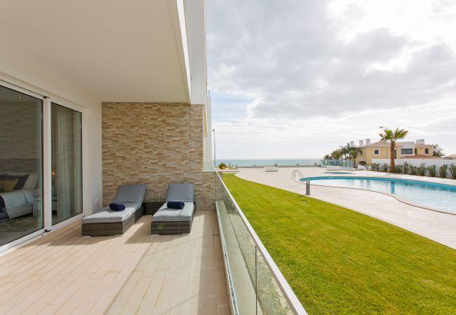 Apartamento em Lagos - Escapadinha contemporanea com vista mar