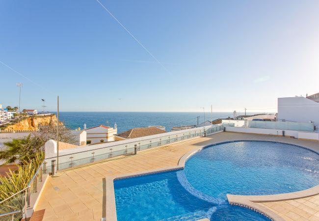 in Carvoeiro - Cliff-top Holiday Escape , Carvoeiro, Algarve