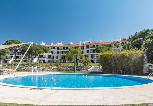 in Quarteira - Luxury Two Bedroom Apartment in Vila Sol Resort
