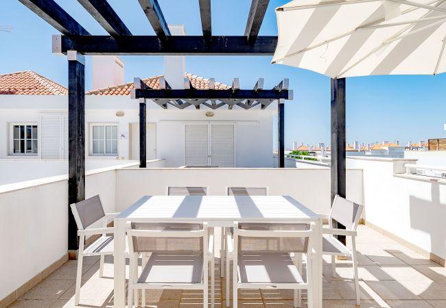 in Cabanas de tavira - Sunny Apartment by the sea | Cabanas de Tavira