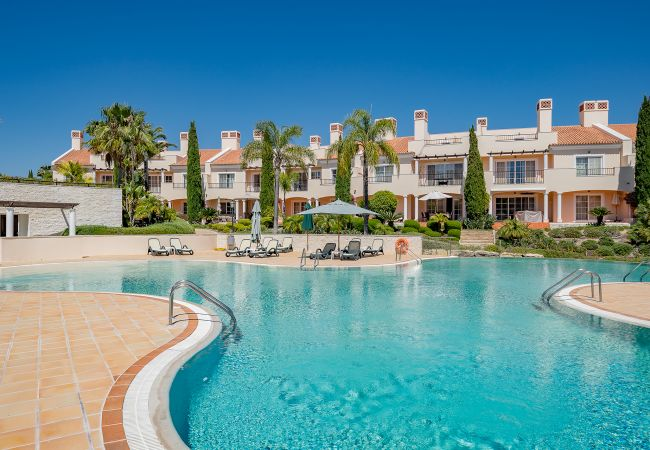 in Quarteira - Luxury Townhouse in Gated Resort, Palmyra Vila Sol
